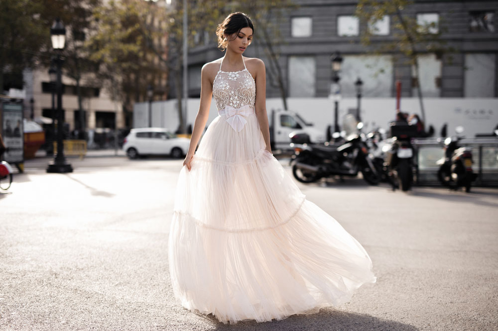 2017 Barcelona Collection   Gali Karten   Bridal Couture