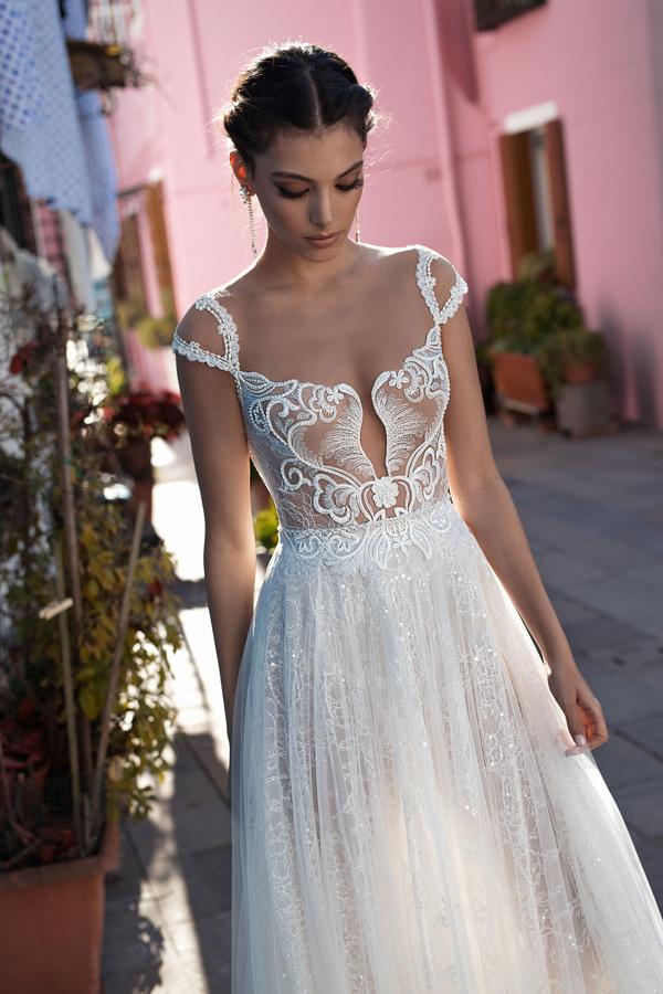2018 Burano Collection   Gali Karten   Bridal Couture